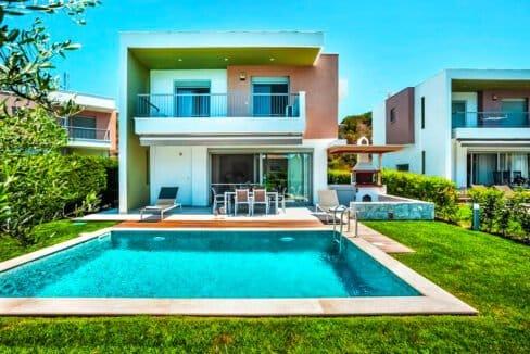 Villa in Kassandra Halkidiki, Pefkohori Halkidiki for sale. Halkidiki Properties