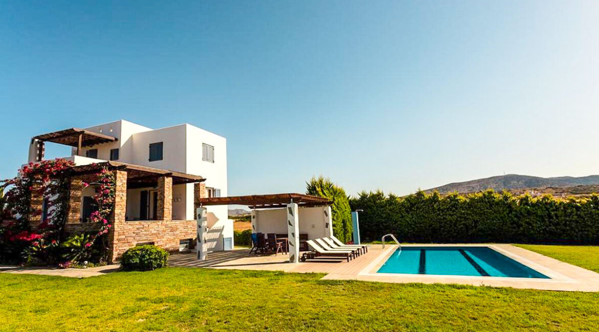 Villa is in Rhodes Island, just 200 m from the beach. Property for Sale Rhodes Greece 16