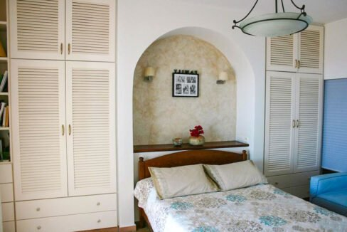 Villa is in Rhodes Island, just 200 m from the beach. Property for Sale Rhodes Greece 17