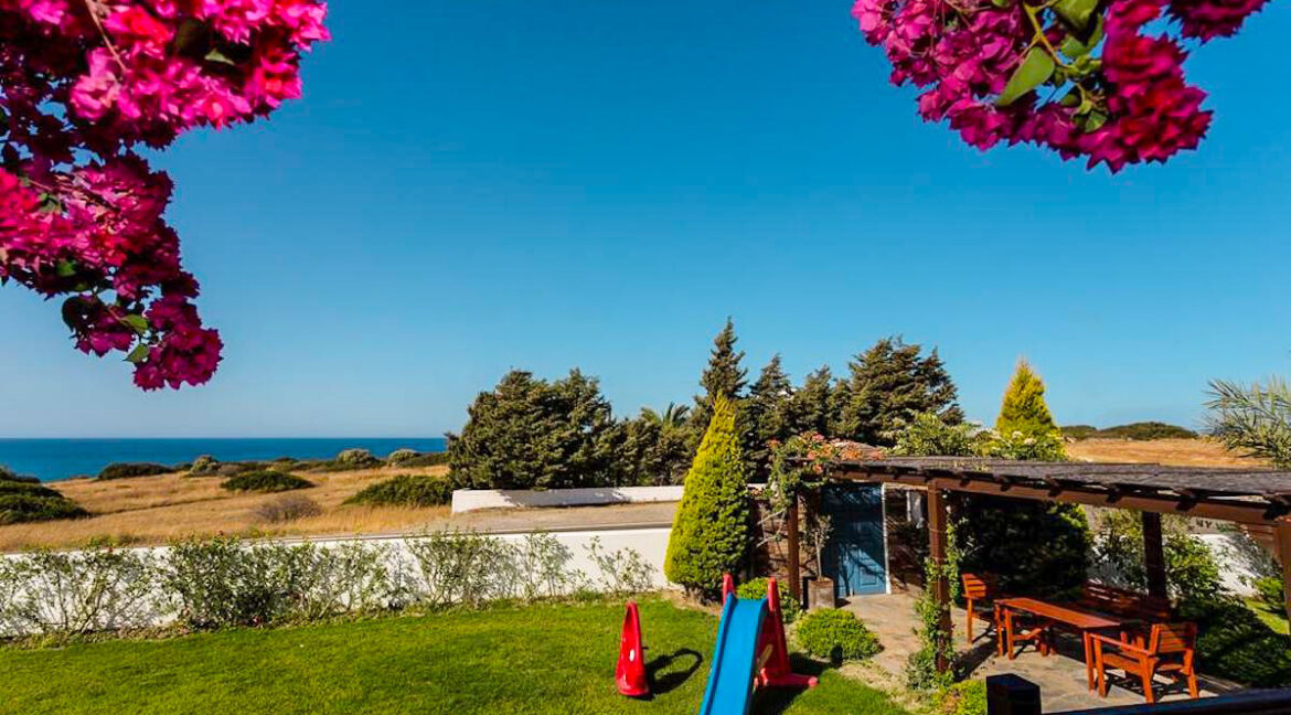 Villa is in Rhodes Island, just 200 m from the beach. Property for Sale Rhodes Greece 18