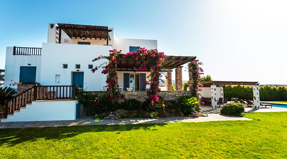 Villa is in Rhodes Island, just 200 m from the beach. Property for Sale Rhodes Greece 19