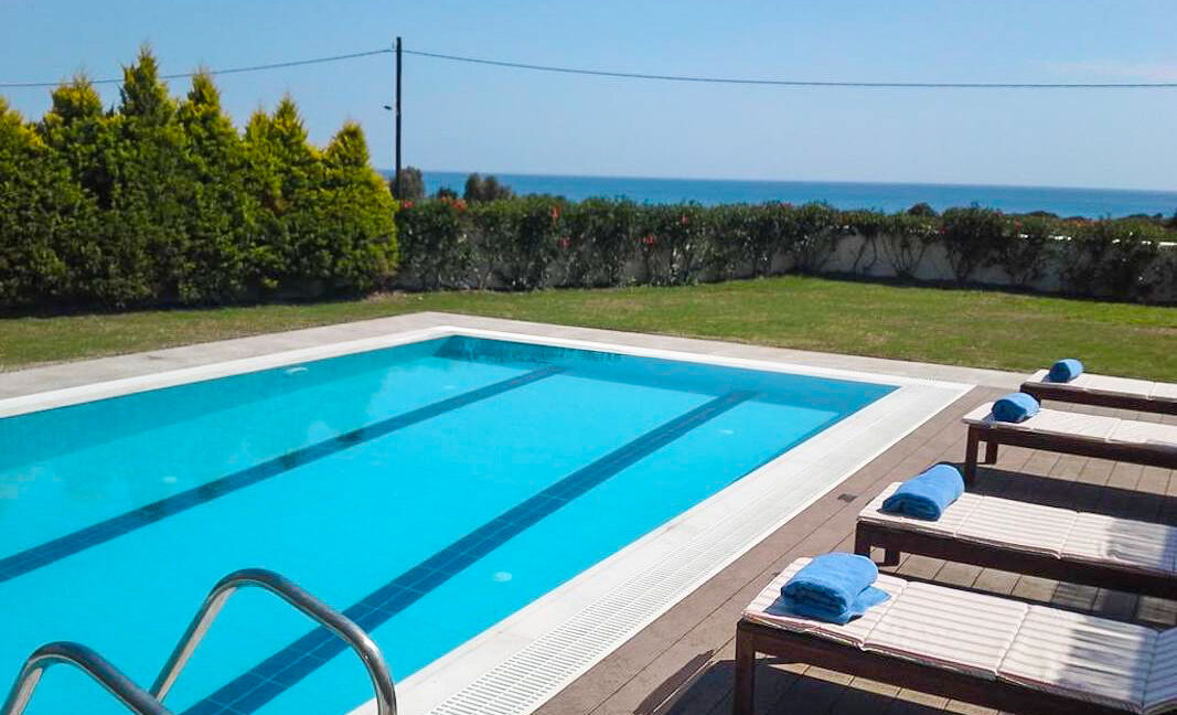 Villa is in Rhodes Island, just 200 m from the beach. Property for Sale Rhodes Greece 22