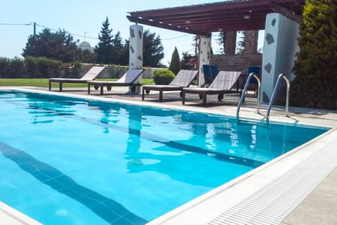 Villa is in Rhodes Island, just 200 m from the beach. Property for Sale Rhodes Greece 23