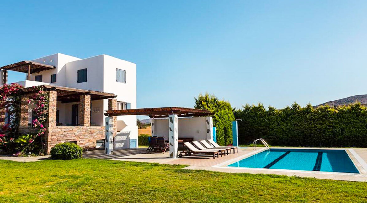 Villa is in Rhodes Island, just 200 m from the beach. Property for Sale Rhodes Greece 24