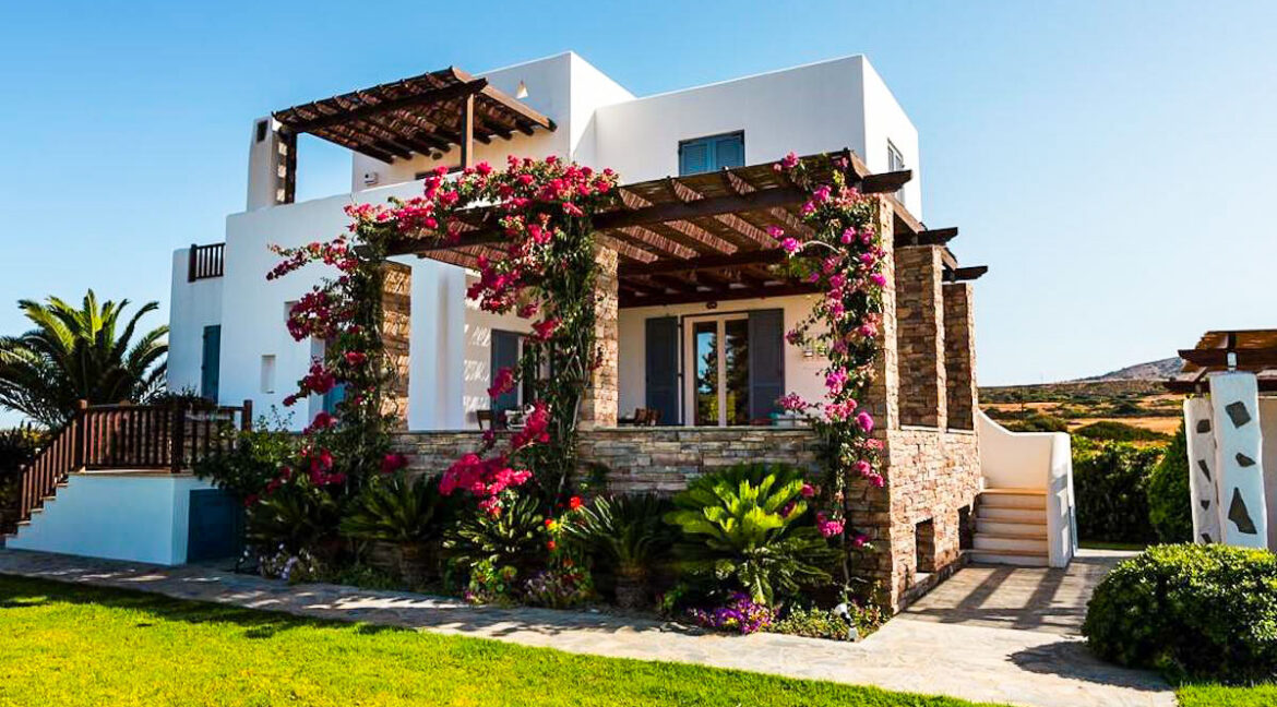 Villa is in Rhodes Island, just 200 m from the beach. Property for Sale Rhodes Greece 28