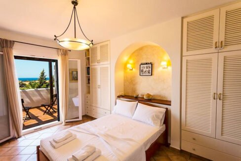 Villa is in Rhodes Island, just 200 m from the beach. Property for Sale Rhodes Greece 9