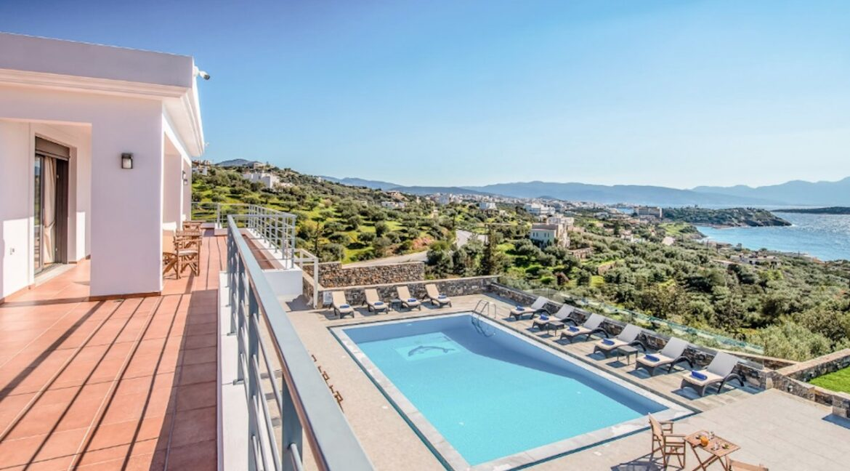 Luxury Villa for sale in Agios Nikolaos Crete Greece. Luxury Villas for sale in Crete Greece 1