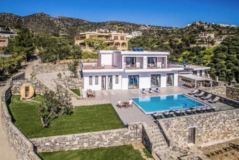 Luxury Villa for sale in Agios Nikolaos Crete Greece. Luxury Villas for sale in Crete Greece 25