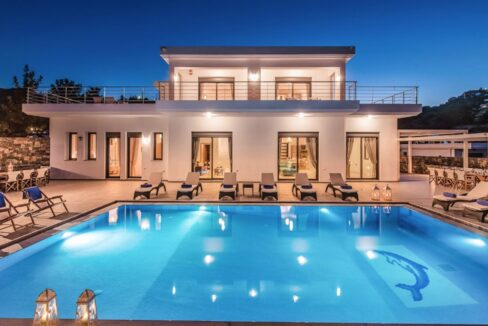Luxury Villa for sale in Agios Nikolaos Crete Greece. Luxury Villas for sale in Crete Greece 5