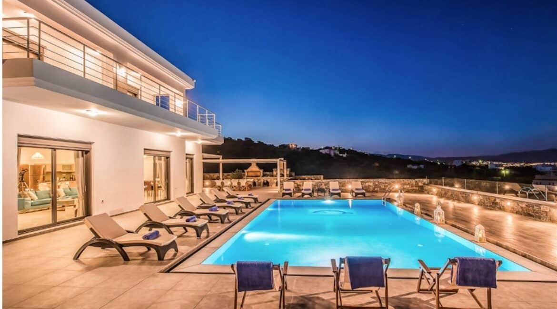 Luxury Villa for sale in Agios Nikolaos Crete Greece. Luxury Villas for sale in Crete Greece 6