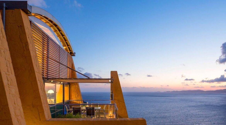 Luxury villas at Chania Crete Greece, Crete Greece Properties for Sale. Buy Seaview Villa Crete Island 18