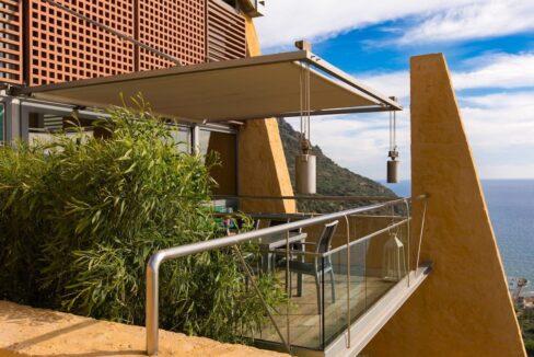 Luxury villas at Chania Crete Greece, Crete Greece Properties for Sale. Buy Seaview Villa Crete Island 2
