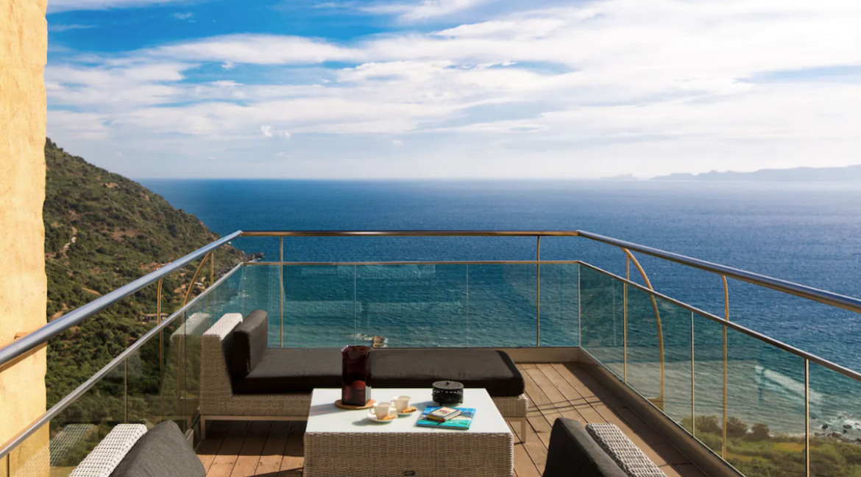 Luxury villas at Chania Crete Greece, Crete Greece Properties for Sale. Buy Seaview Villa Crete Island 22