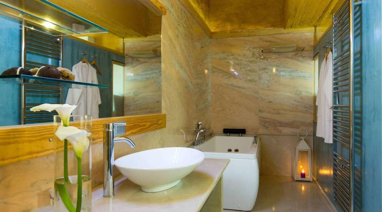 Luxury villas at Chania Crete Greece, Crete Greece Properties for Sale. Buy Seaview Villa Crete Island 29