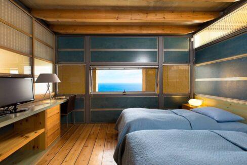 Luxury villas at Chania Crete Greece, Crete Greece Properties for Sale. Buy Seaview Villa Crete Island 31