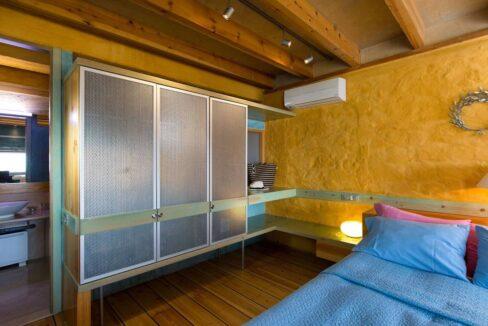 Luxury villas at Chania Crete Greece, Crete Greece Properties for Sale. Buy Seaview Villa Crete Island 32