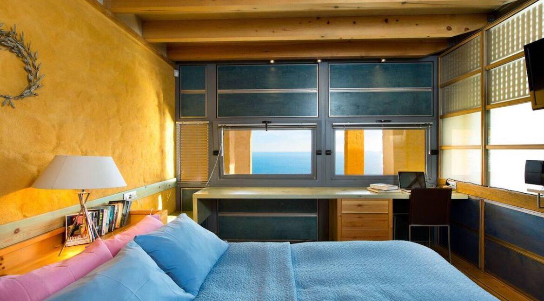 Luxury villas at Chania Crete Greece, Crete Greece Properties for Sale. Buy Seaview Villa Crete Island 33