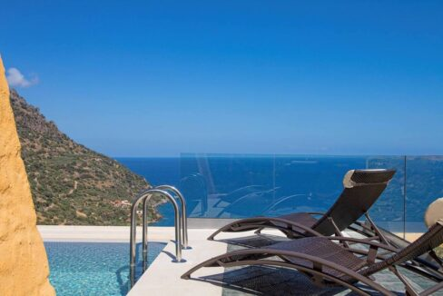 Luxury villas at Chania Crete Greece, Crete Greece Properties for Sale. Buy Seaview Villa Crete Island 34