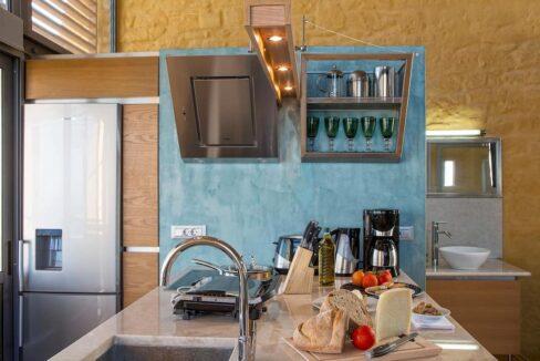 Luxury villas at Chania Crete Greece, Crete Greece Properties for Sale. Buy Seaview Villa Crete Island 35