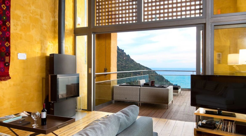 Luxury villas at Chania Crete Greece, Crete Greece Properties for Sale. Buy Seaview Villa Crete Island 38