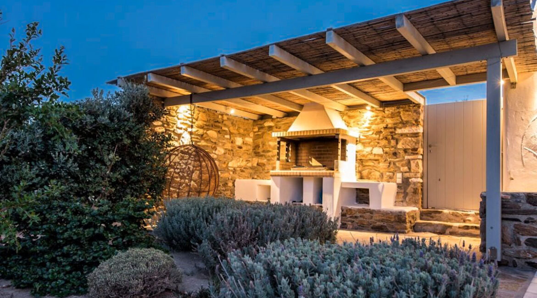 Sea view Villa Paros Island, Golden Beach Paros Property for sale. Paros Homes for Sale 1