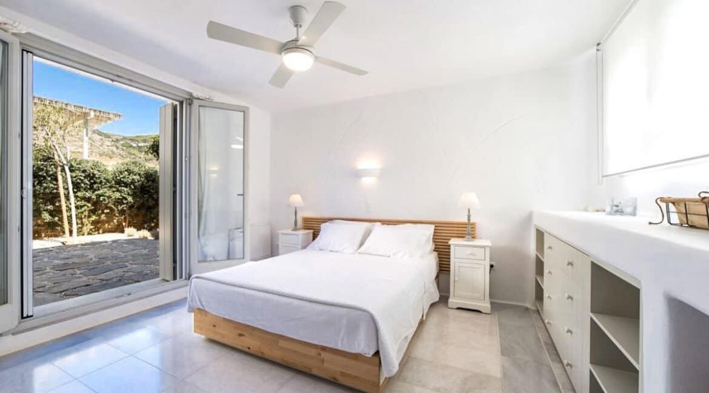 Sea view Villa Paros Island, Golden Beach Paros Property for sale. Paros Homes for Sale 11