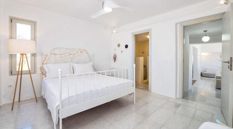 Sea view Villa Paros Island, Golden Beach Paros Property for sale. Paros Homes for Sale 12