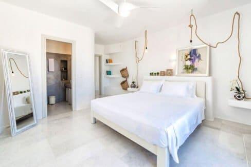Sea view Villa Paros Island, Golden Beach Paros Property for sale. Paros Homes for Sale 13
