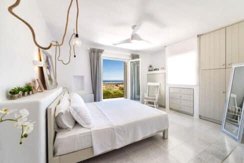 Sea view Villa Paros Island, Golden Beach Paros Property for sale. Paros Homes for Sale 14
