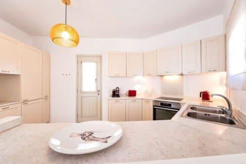 Sea view Villa Paros Island, Golden Beach Paros Property for sale. Paros Homes for Sale 15