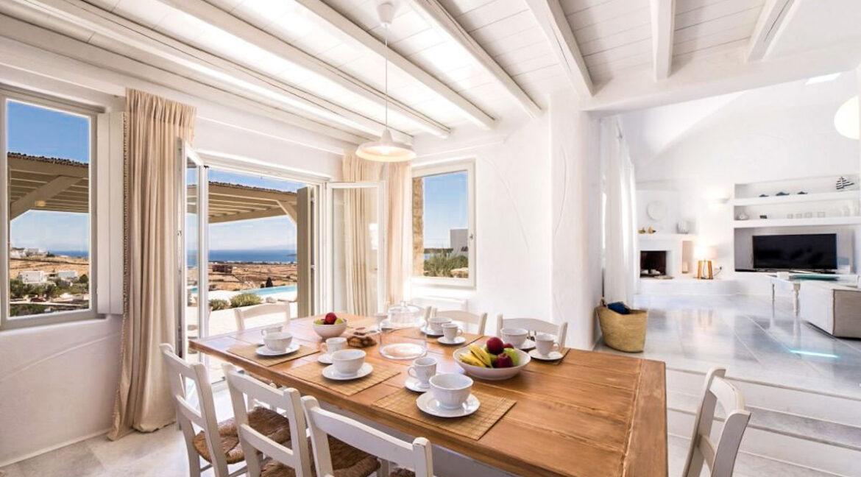 Sea view Villa Paros Island, Golden Beach Paros Property for sale. Paros Homes for Sale 16