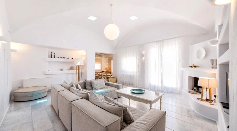 Sea view Villa Paros Island, Golden Beach Paros Property for sale. Paros Homes for Sale 18