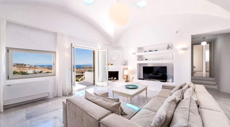 Sea view Villa Paros Island, Golden Beach Paros Property for sale. Paros Homes for Sale 19