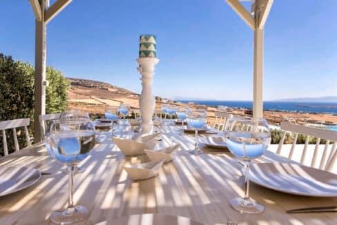 Sea view Villa Paros Island, Golden Beach Paros Property for sale. Paros Homes for Sale 20