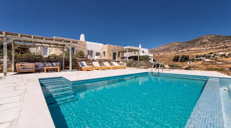 Sea view Villa Paros Island, Golden Beach Paros Property for sale. Paros Homes for Sale 23