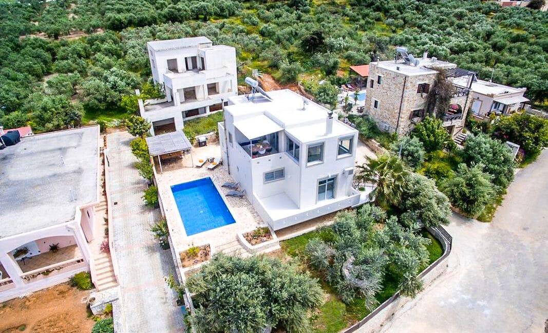 Villa for sale in Chania Crete Greece, Houses in Crete for sale, Properties Chania Crete, Real Estate Crete
