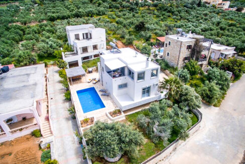 Villa for sale in Chania Crete Greece, Houses in Crete for sale, Properties Chania Crete, Real Estate Crete