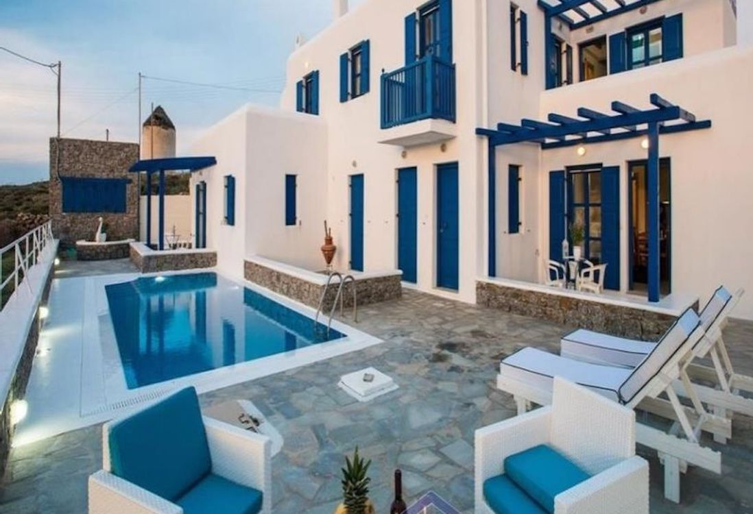 Apartment in Mykonos for sale, Suite in a Hotel complex is for sale, Ano Mera