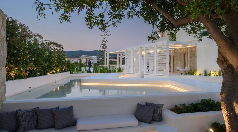 Stunning Big Seafront Villa in Crete Greece 1
