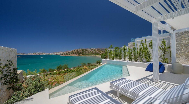 Stunning Big Seafront Villa in Crete Greece 2
