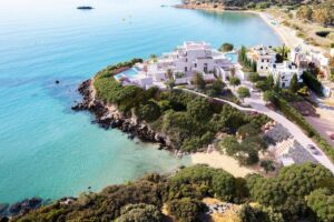 Stunning Big Seafront Villa in Crete Greece
