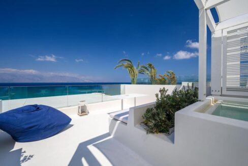 Stunning Big Seafront Villa in Crete Greece 5