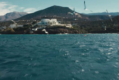 Stunning Big Seafront Villa in Crete Greece 7