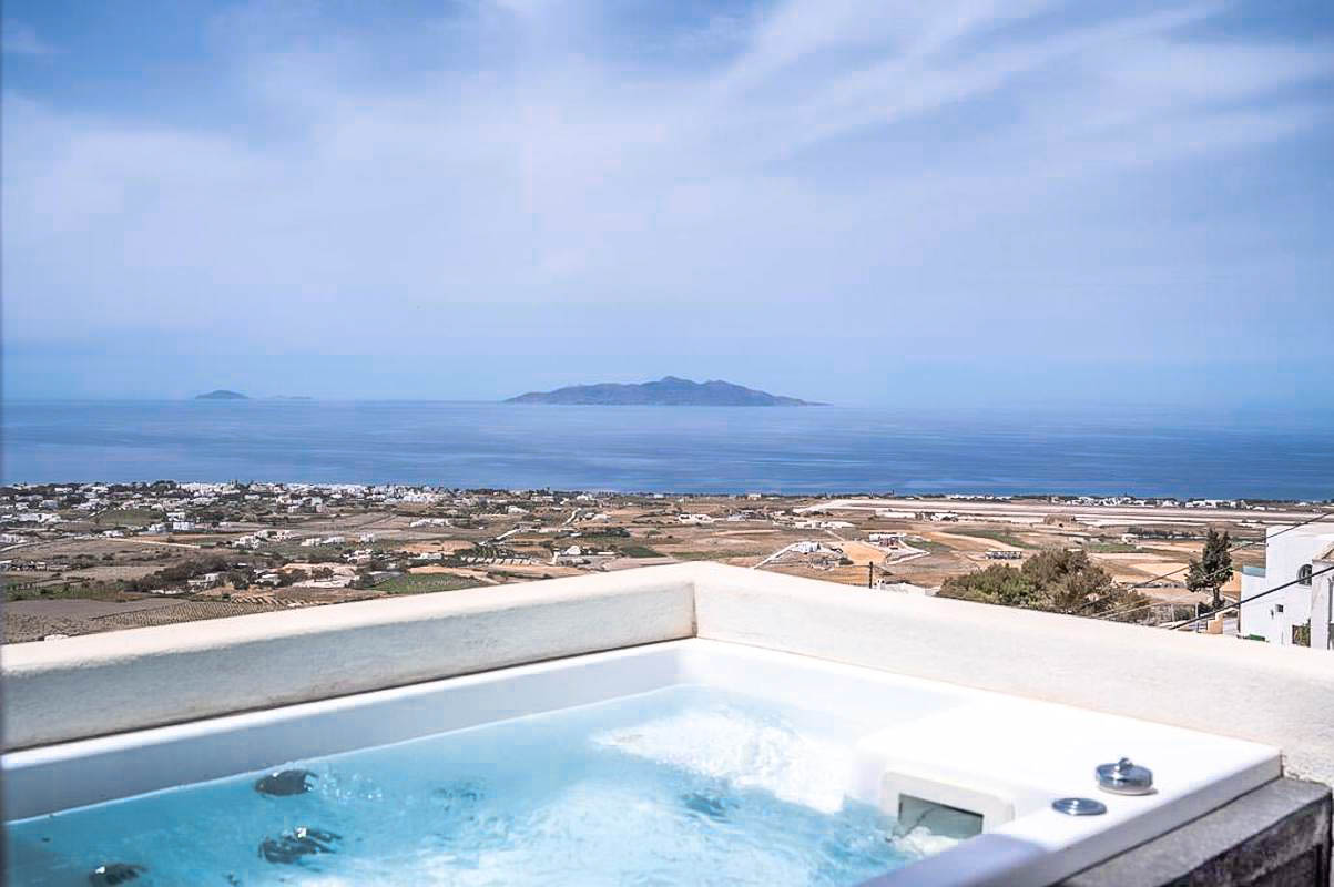 Villa for sale in Santorini Greece, Exo Gonia