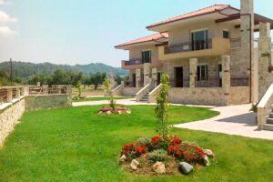 3 Houses for sale Fourka Halkidiki