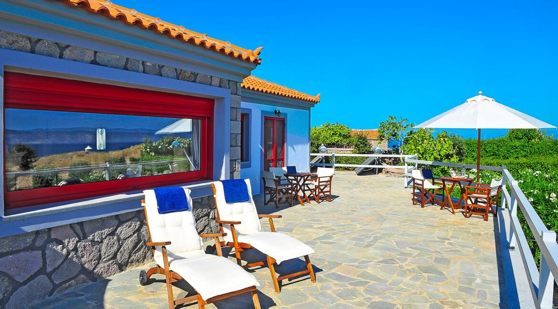 Villa for sale Lesvos Island Greece, Villa for sale Mytilene Molivos 27