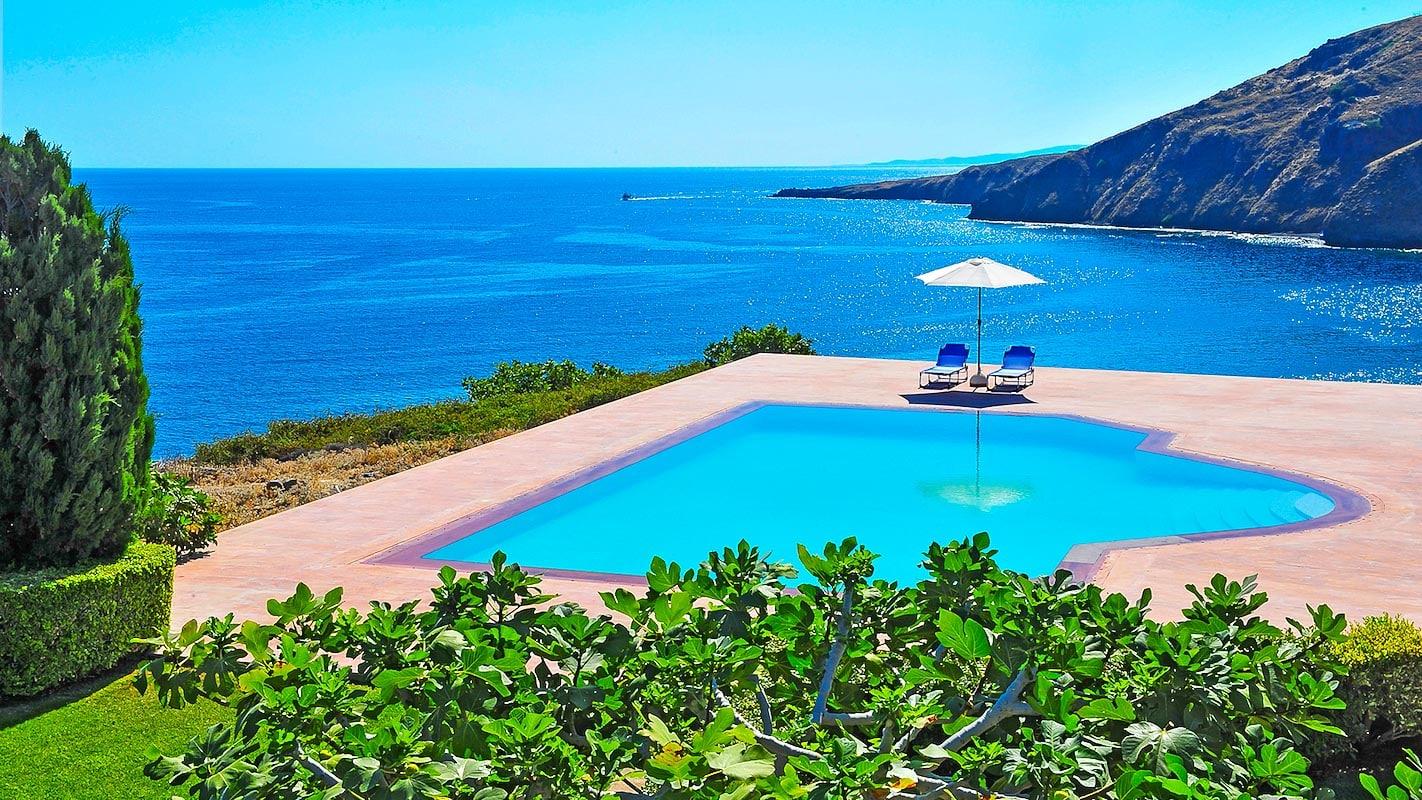 Spacious villa for sale Lesvos Island Greece