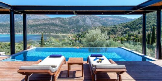 New Villa for Sale Lefkada Greece