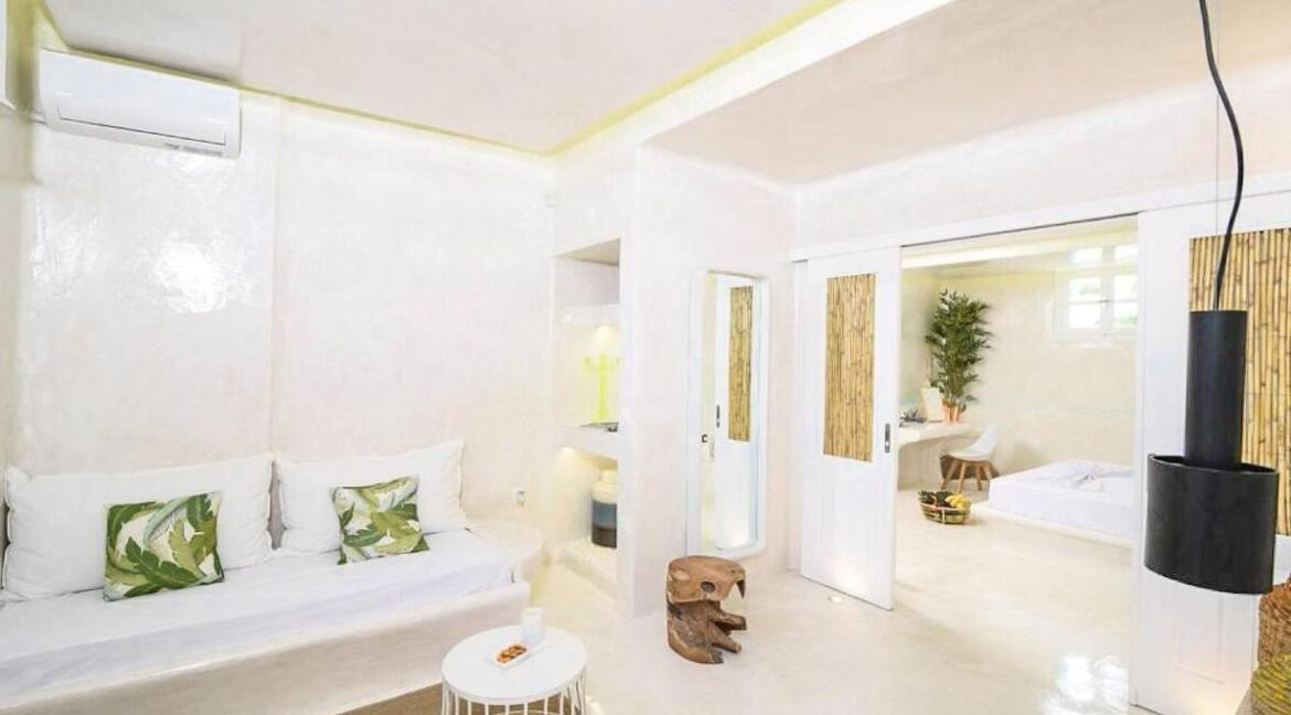 Apartment in Mykonos, Buy investment property in Greece. Apartment for sale Ornos Mykonos 10