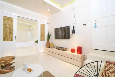 Apartment in Mykonos, Buy investment property in Greece. Apartment for sale Ornos Mykonos 16
